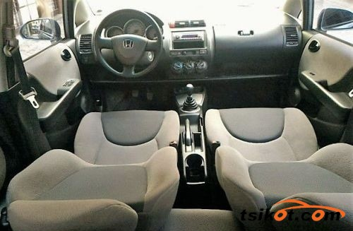 Honda Jazz 2007 - 5