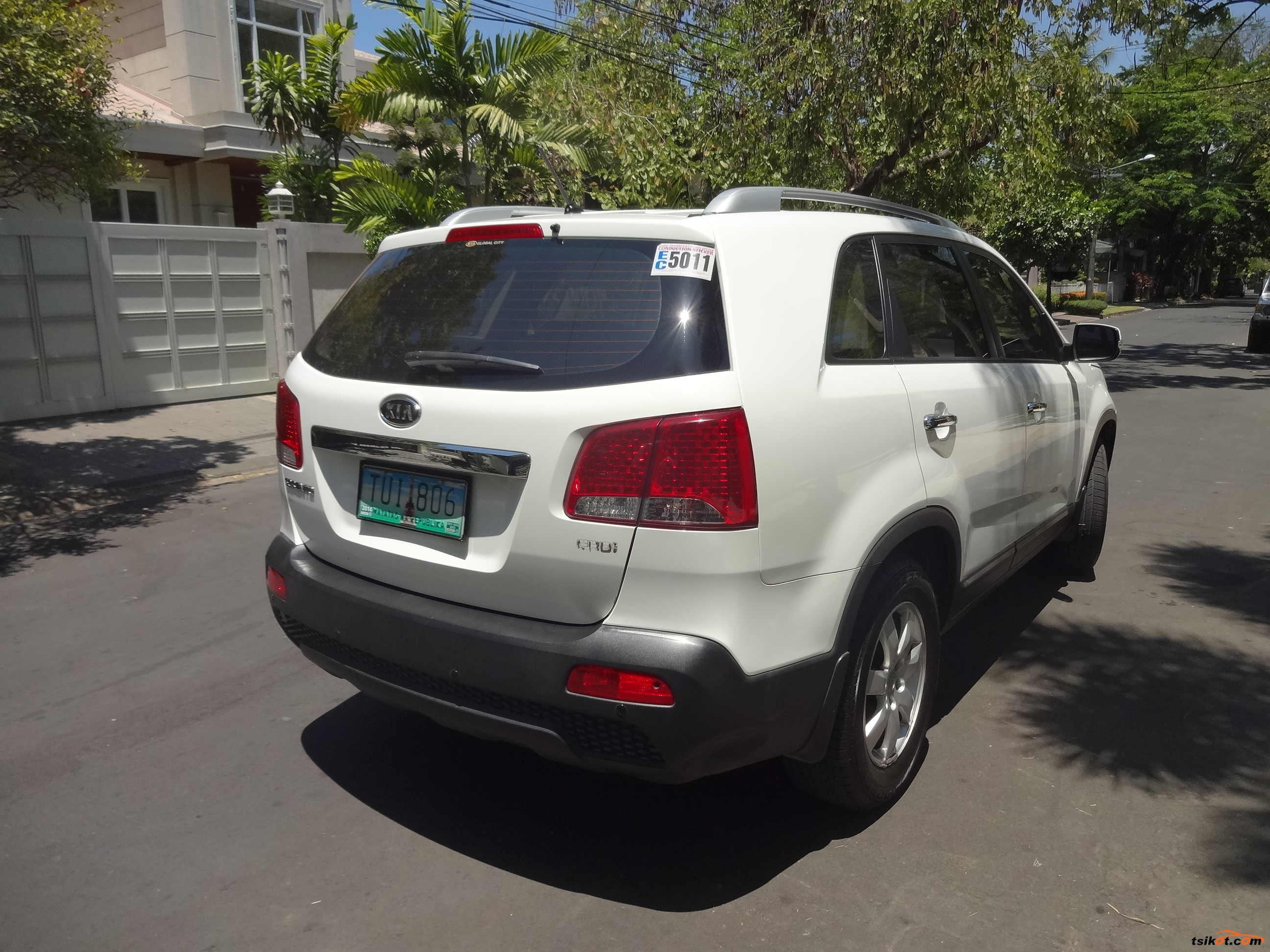 kia sorento 2011 car for sale metro manila. Black Bedroom Furniture Sets. Home Design Ideas