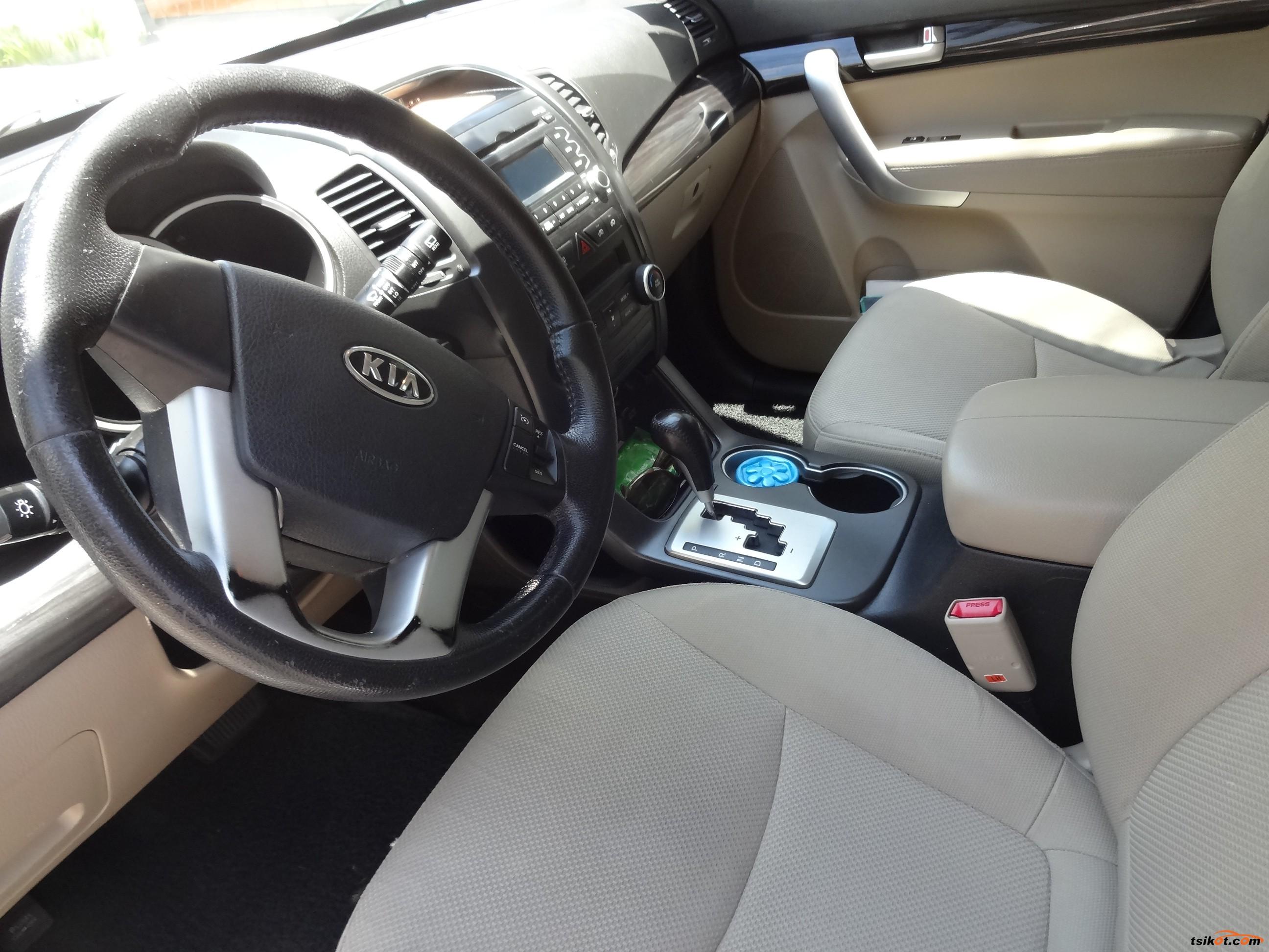 for beige with carfax kia full sorento used warranty carsforsale certified lx sale car