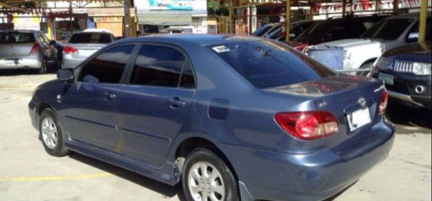 Toyota Corolla 2003 - 11