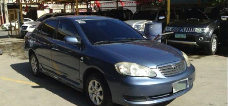 Toyota Corolla 2003 - 7