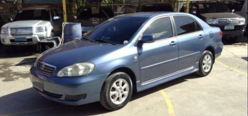 Toyota Corolla 2003 - 9