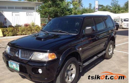 Mitsubishi Montero 2005 - 4