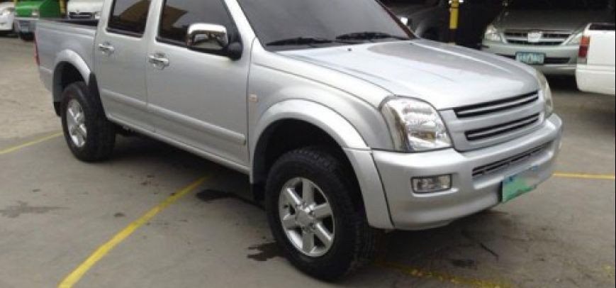 Isuzu D-Max 2006 - 7