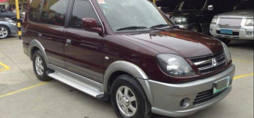Mitsubishi Adventure 2011 - 13