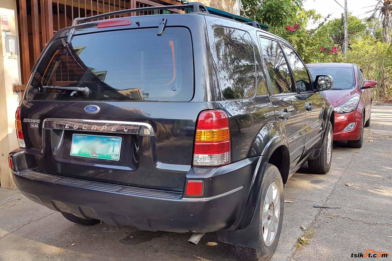 Ford Escape 2005 - 3