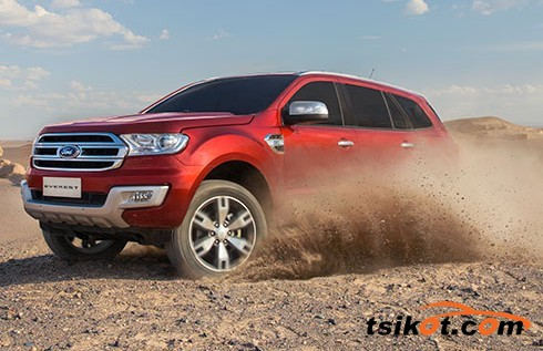 Ford Everest 2016 - 3