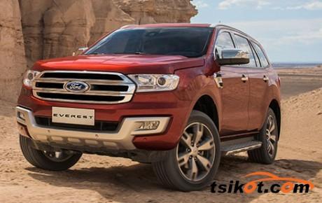 Ford Everest 2016 - 4