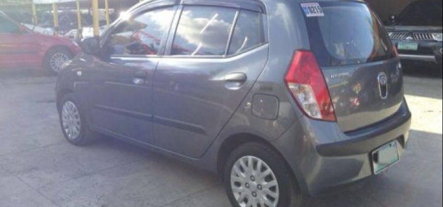 Hyundai I10 2009 - 11