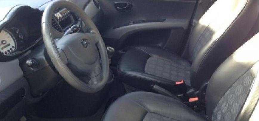 Hyundai I10 2009 - 12