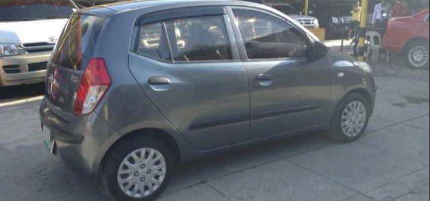 Hyundai I10 2009 - 9
