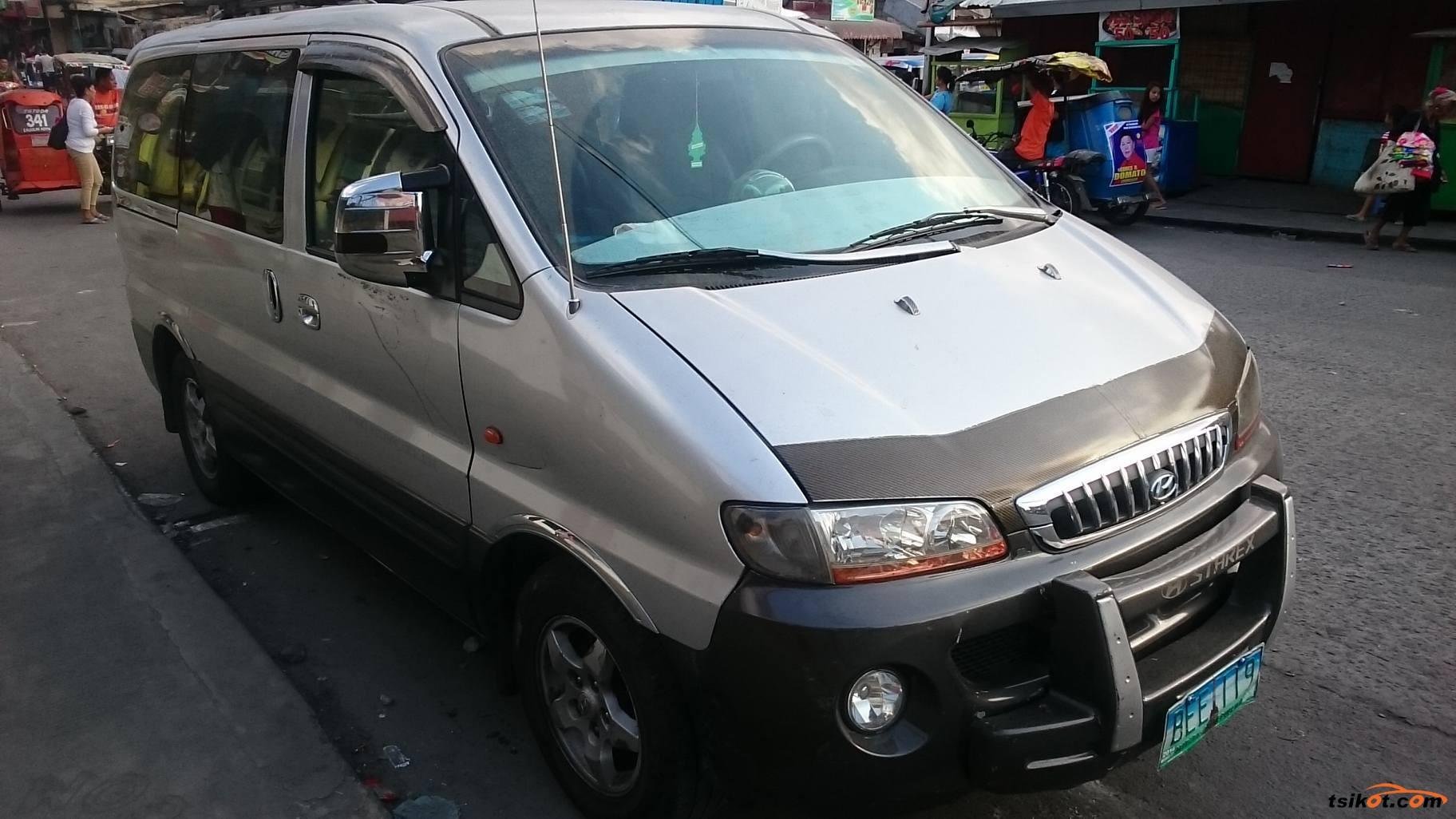 Hyundai Starex 2000 - 9