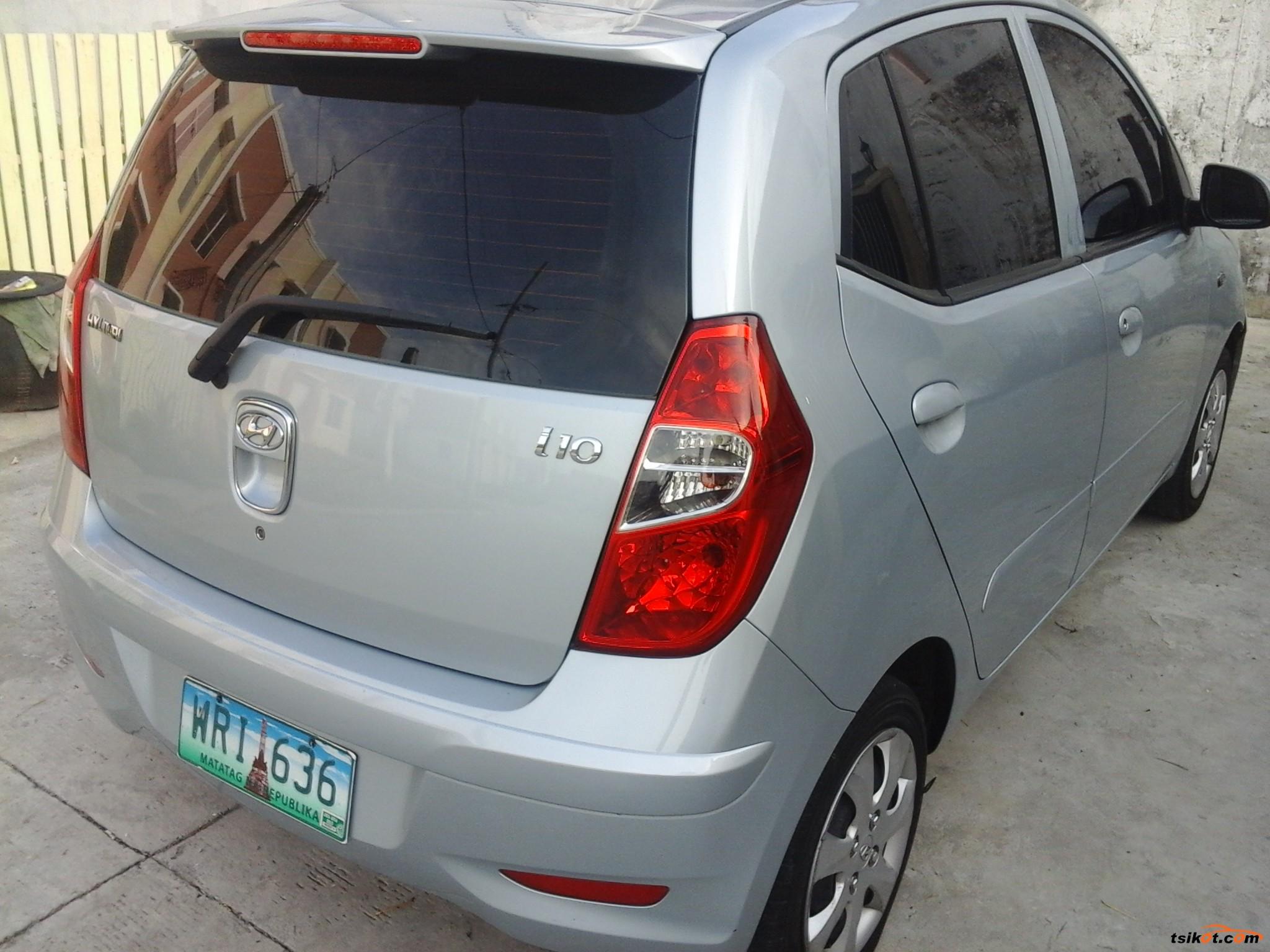Hyundai I10 2013 - 4