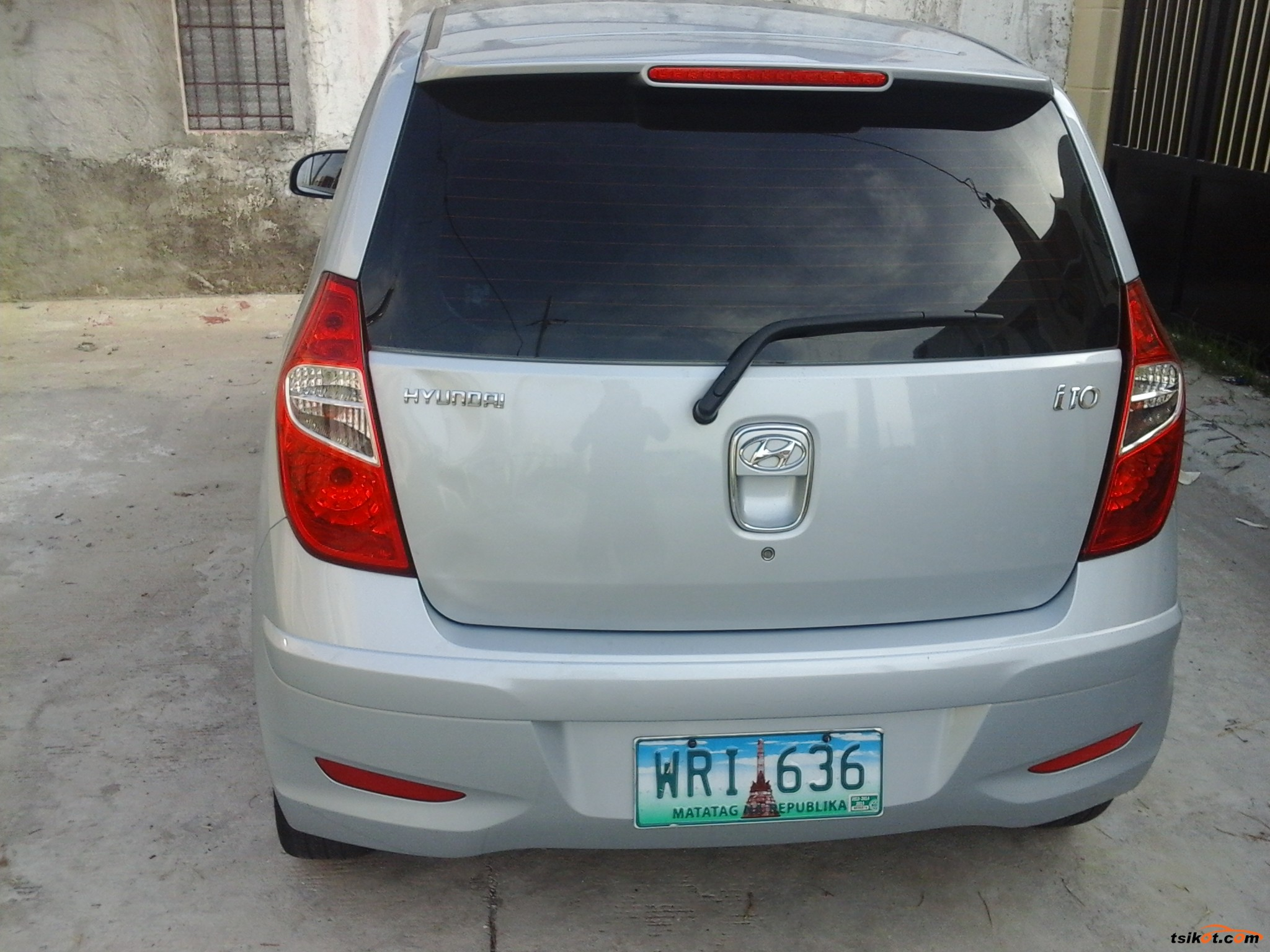 Hyundai I10 2013 - 5