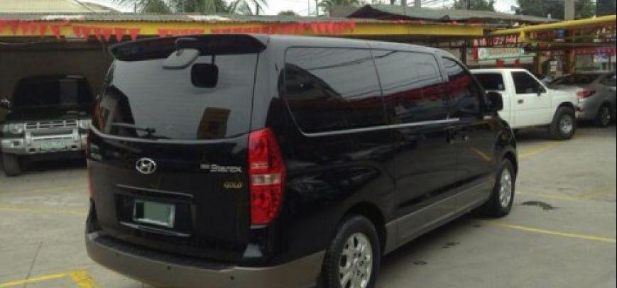 Hyundai Starex 2009 - 3
