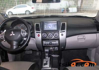 Mitsubishi Montero 2015 - 4