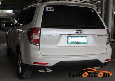 Subaru Forester 2013 - 2