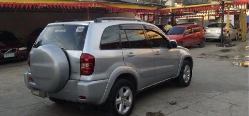 Toyota Rav4 2005 - 9
