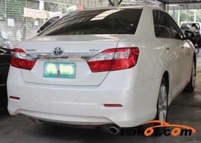 Toyota Camry 2012 - 2