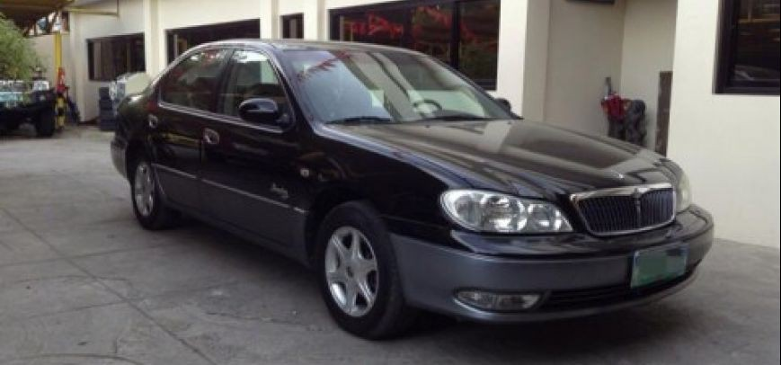Nissan Cefiro 2004 - 4