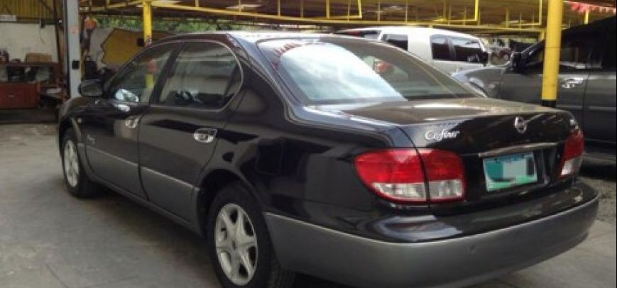 Nissan Cefiro 2004 - 8