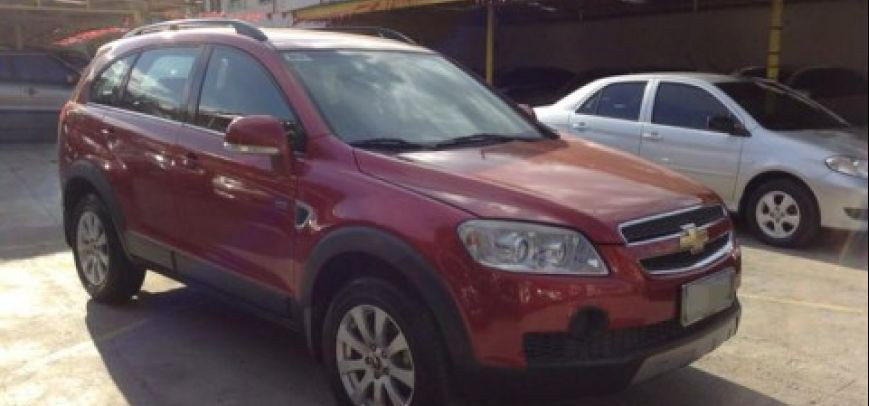 Chevrolet Captiva 2009 - 10