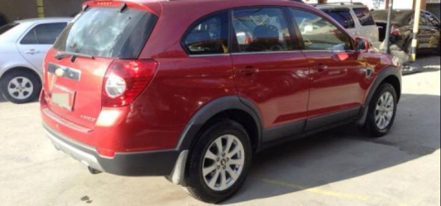 Chevrolet Captiva 2009 - 12