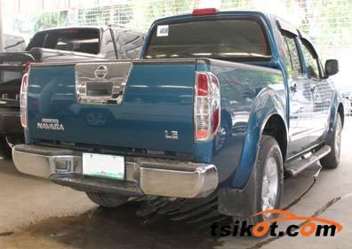 Nissan Navara 2008 - 2
