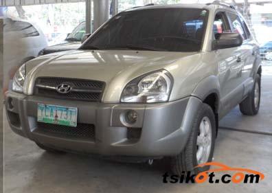 Hyundai Tucson 2006 - 1