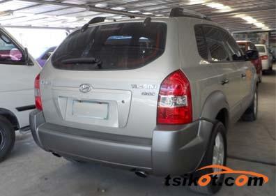 Hyundai Tucson 2006 - 2