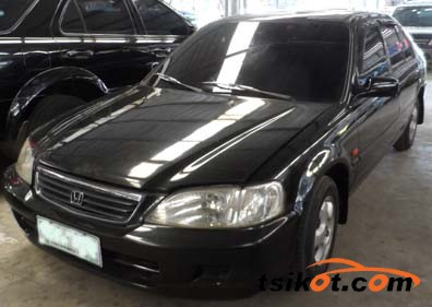 Honda City 2000 - 1