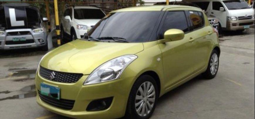 Suzuki Swift 2013 - 5