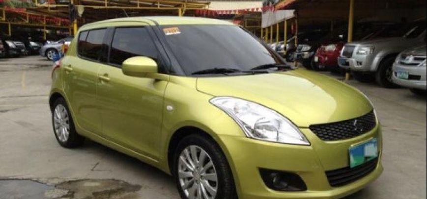 Suzuki Swift 2013 - 7