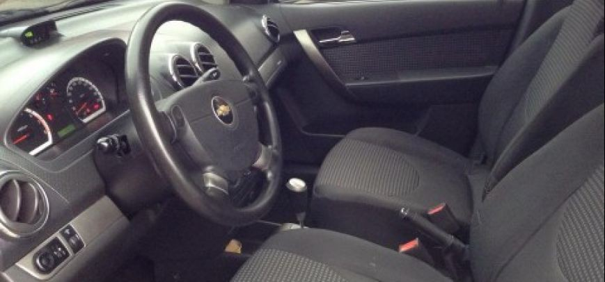 Chevrolet Aveo 2009 - 10
