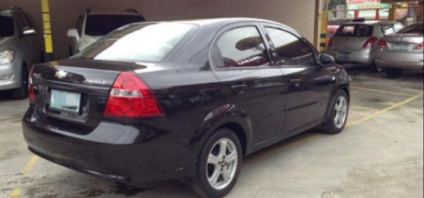 Chevrolet Aveo 2009 - 11