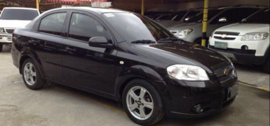 Chevrolet Aveo 2009 - 6