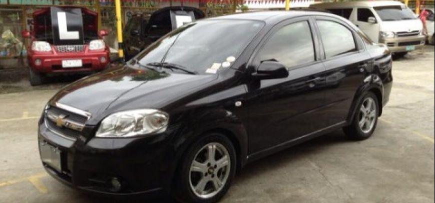 Chevrolet Aveo 2009 - 7