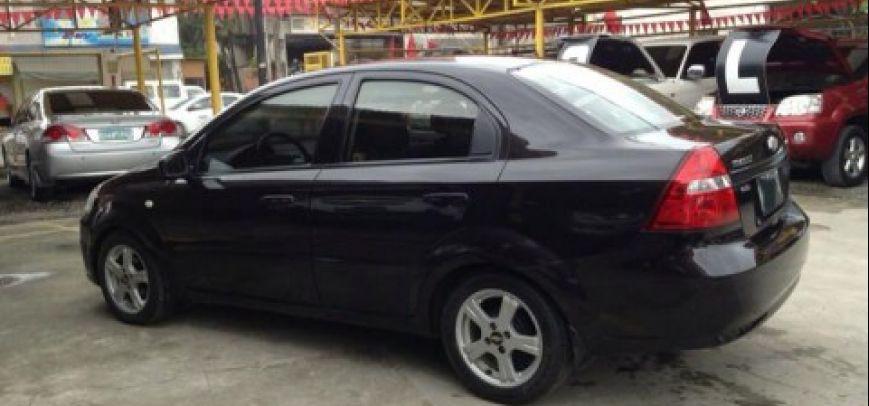 Chevrolet Aveo 2009 - 8