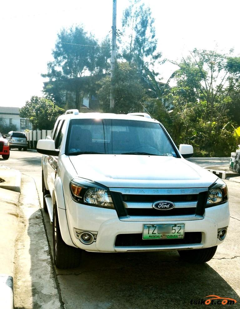 Ford Ranger 2011 - 3
