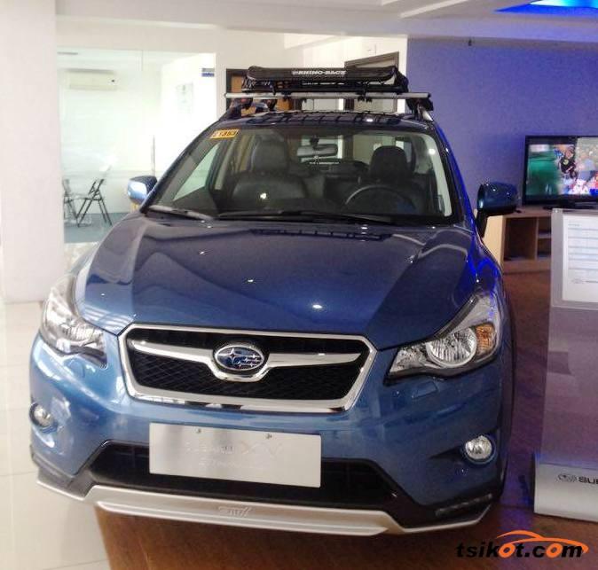 Subaru Forester 2016 - 1