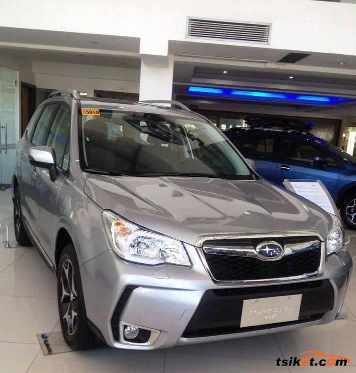 Subaru Forester 2016 - 7