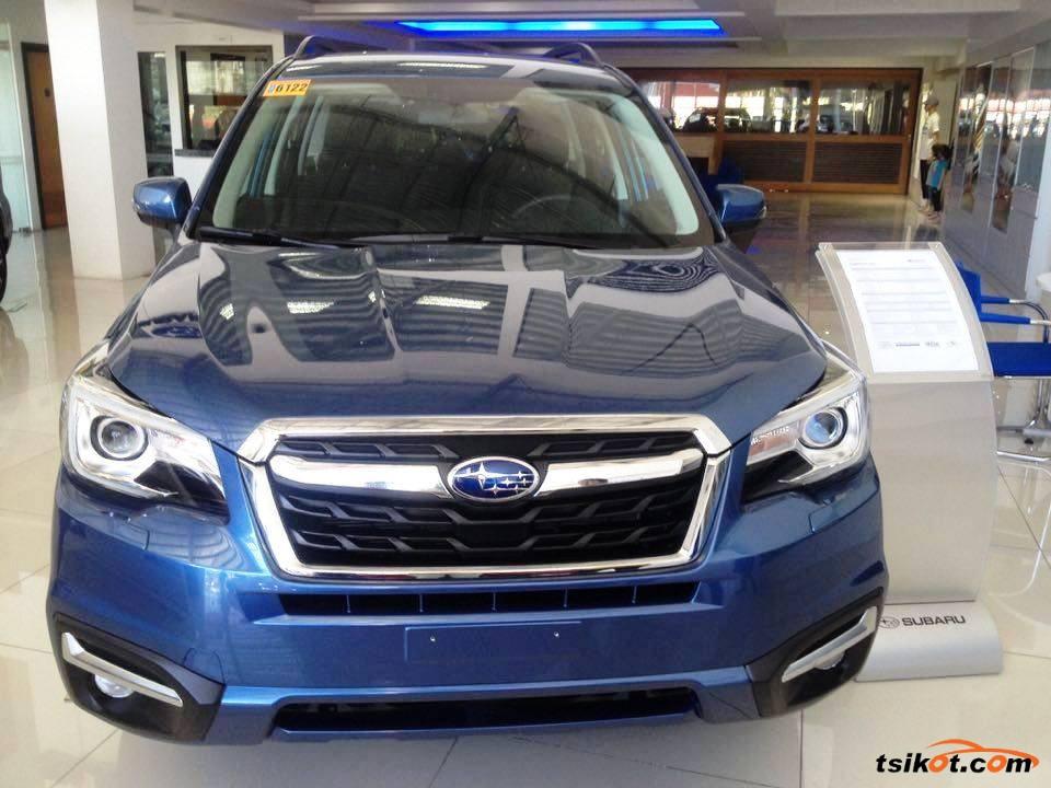 Subaru Forester 2016 - 8