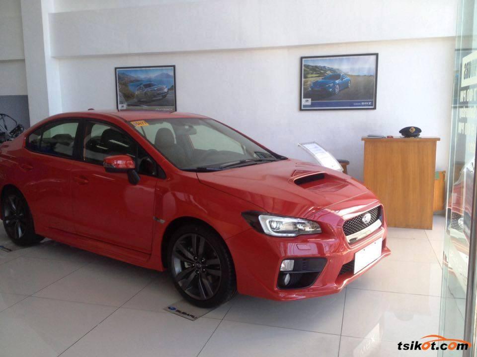 Subaru Forester 2016 - 9
