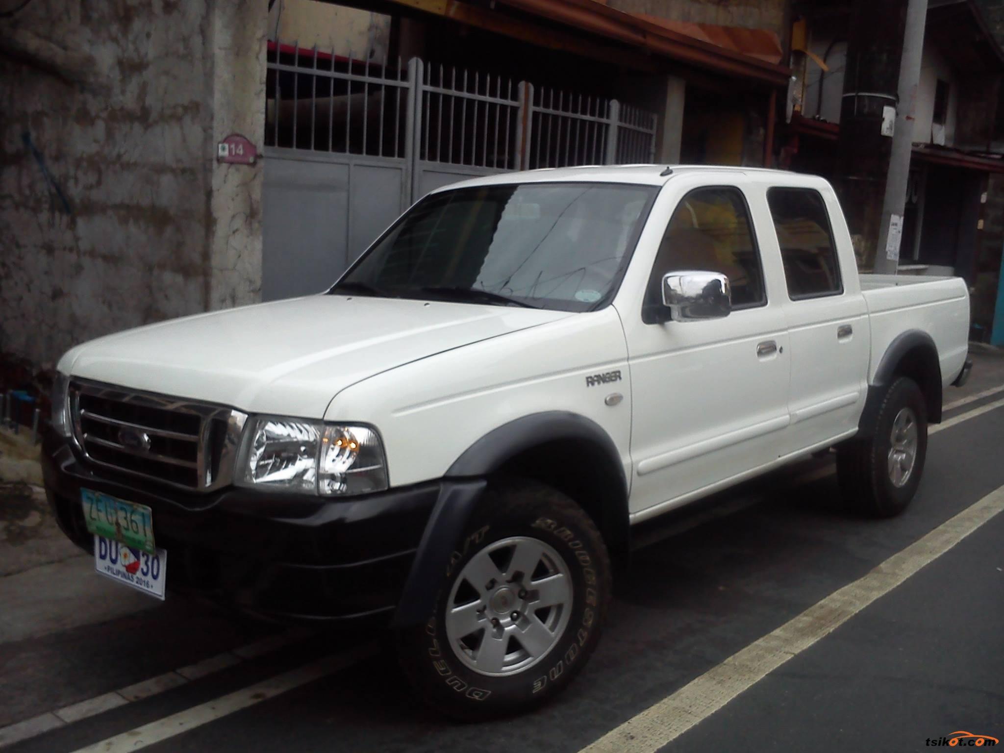 Ford ranger 2006 1