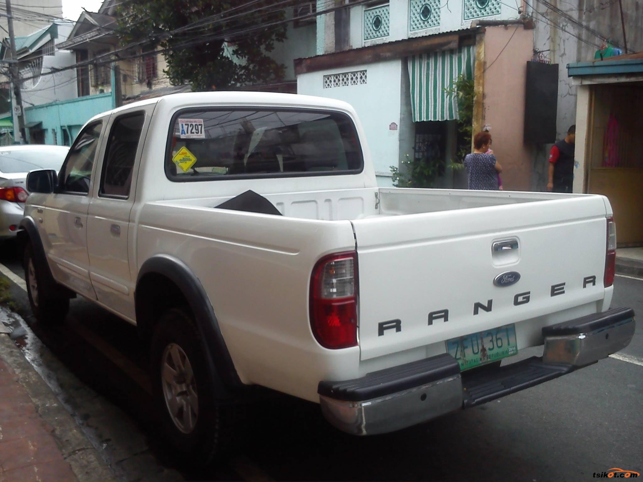 Ford Ranger 2006 - 2