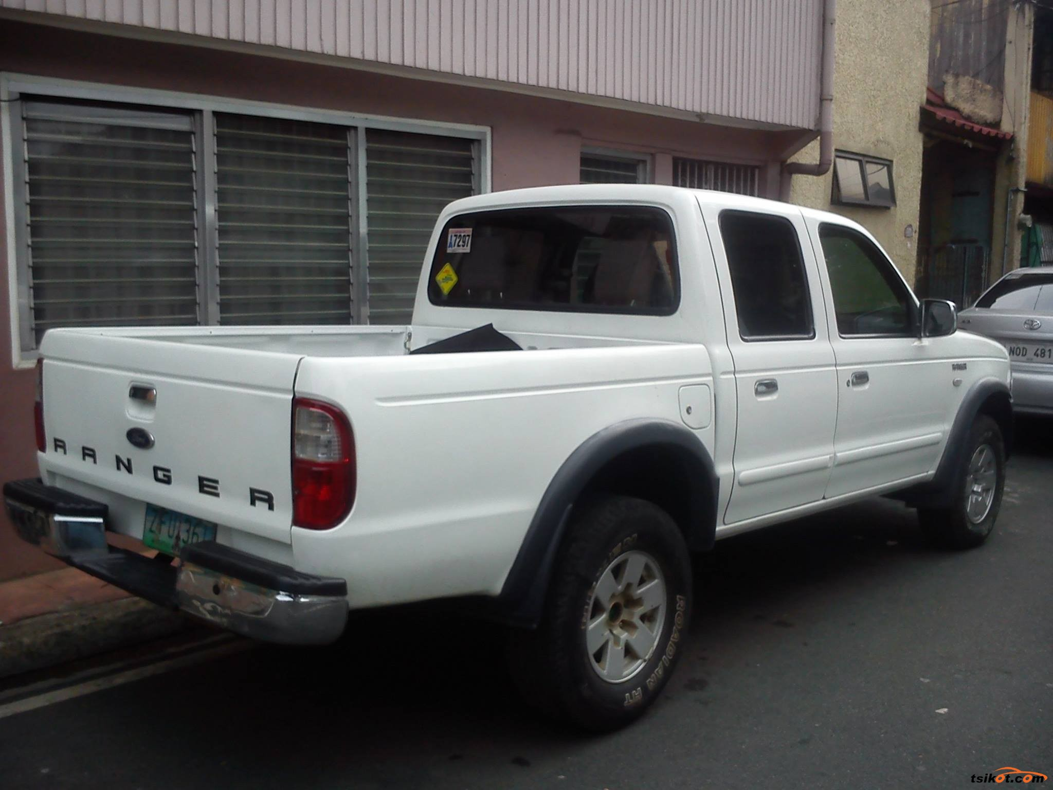 Ford Ranger 2006 - 3