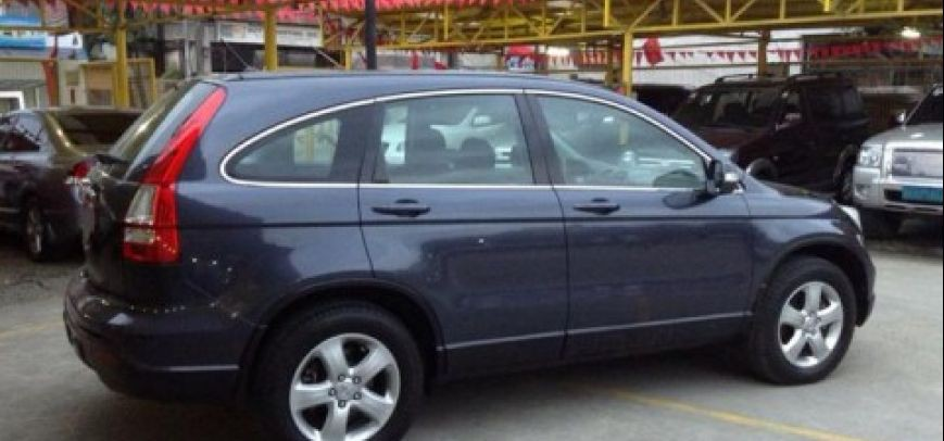Honda Cr-V 2008 - 11