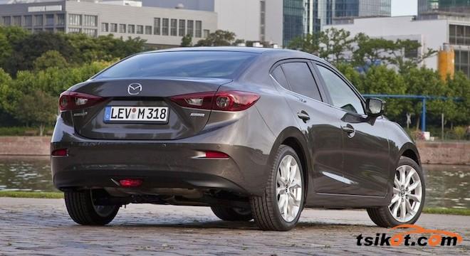 Mazda 3 2014 - 2