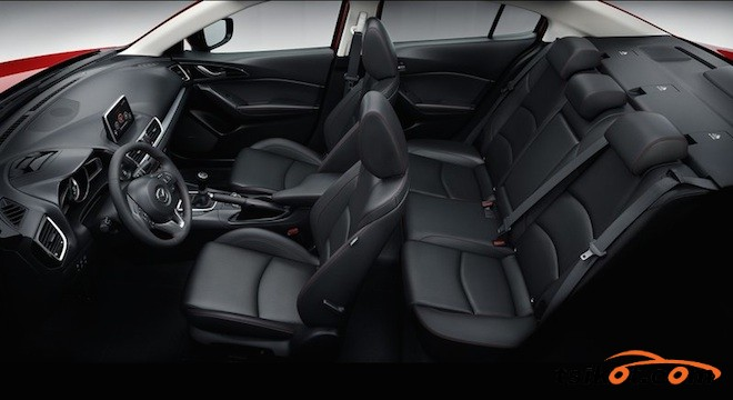Mazda 3 2014 - 4