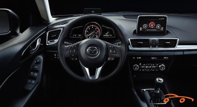 Mazda 3 2014 - 5